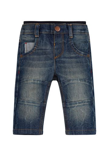 Mothercare   Distressed Jersey-Lined Jeans