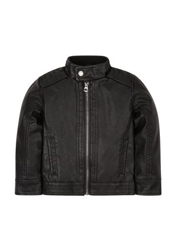 Mothercare | Jersey Lined Pu Jacket