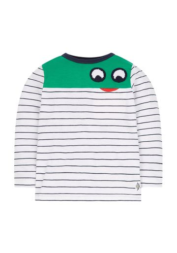 Mothercare   Striped Eyes T-Shirt