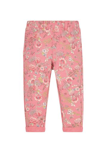 Mothercare | Floral Loopback Jeggings