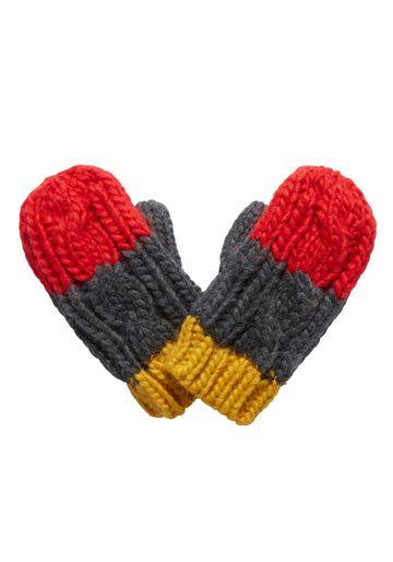 Mothercare | Boys Mittens Color blocked - Multicolor