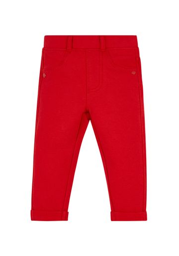 Mothercare | Red Cotton Jeggings