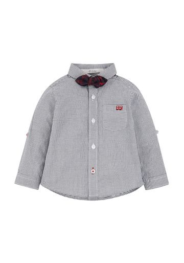 Mothercare | Boys Checked Shirt And Bow Tie Set - Multicolor