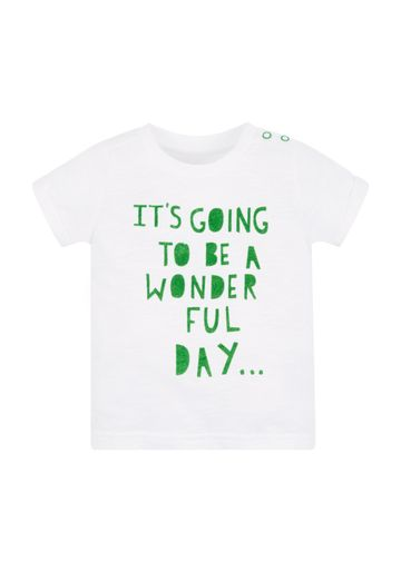 Mothercare | Wonderful Day T-Shirt