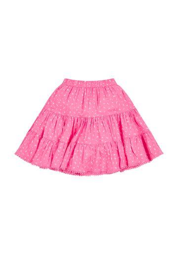 Mothercare   Pink Printed Skirt