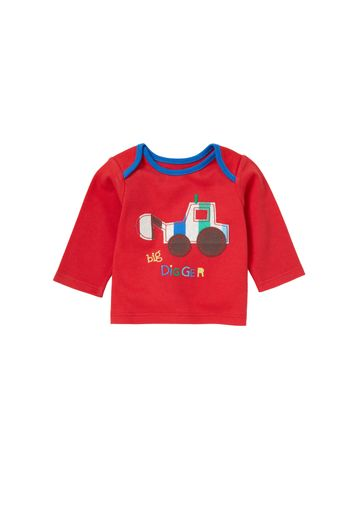 Mothercare | Boys Long Sleeve Digger Top
