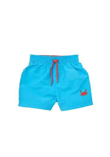 Mothercare | Boys Swim Shorts Crab Print - Blue