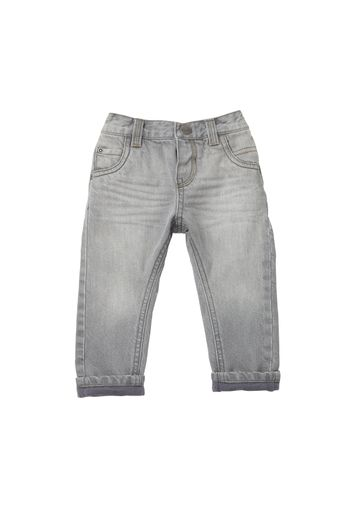 Mothercare | Boys Jeans Jersey Lined - Grey