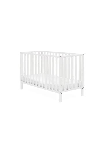 Mothercare | Mothercare Ayr Baby Cot White