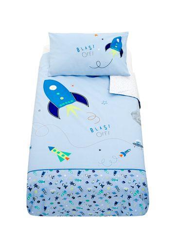 Mothercare | Mothercare Space Dreamer Duvet Set Blue