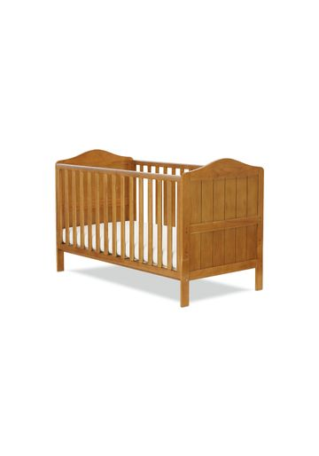 Mothercare   Mothercare Darlington Cot Bed Antique Brown