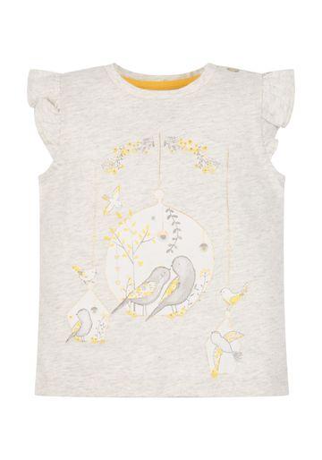 Mothercare | Grey Bird T-Shirt