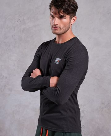 Superdry | CORE Long Sleeves SIGN OFF TEE