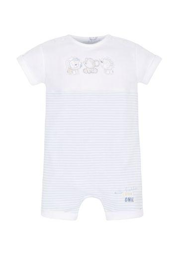 Mothercare | Boys Little Lion Print Romper