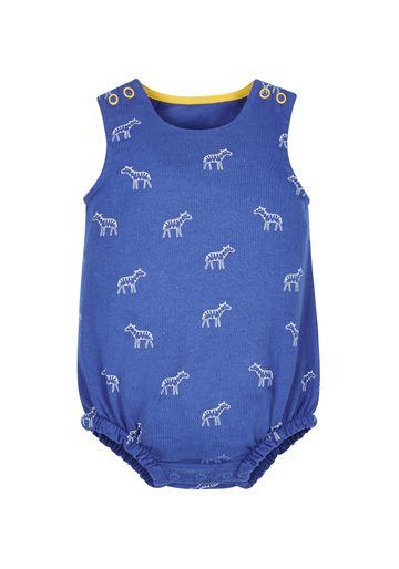 Mothercare | Boys Zebra Print Bodysuit