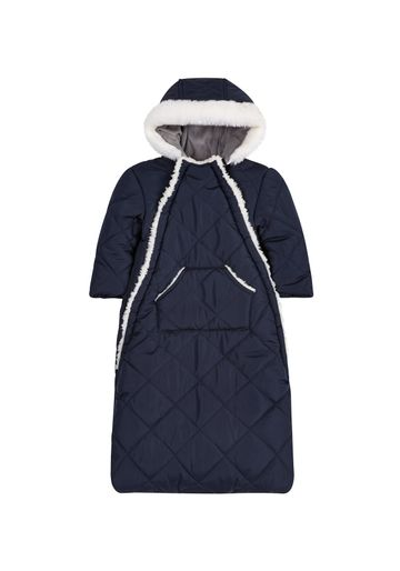 Mothercare | Boys Quilted Snowbag - Navy