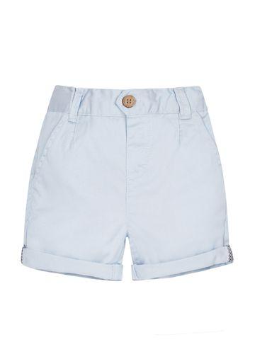 Mothercare | Boys Lyocell Shorts  - Blue
