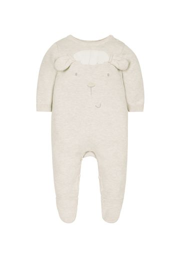 Mothercare | Unisex My First Lamb Knitted All In One - Beige