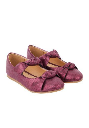 Mothercare | Purple  Ballerinas
