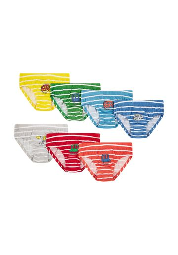Mothercare | Boys Days Of The Week Briefs - 7 Pack - Multicolor