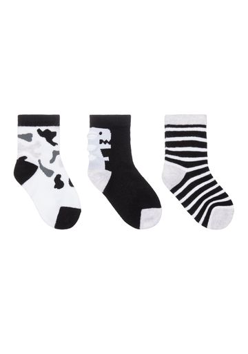 Mothercare | Boys Dino Socks - 3 Pack - Multicolor