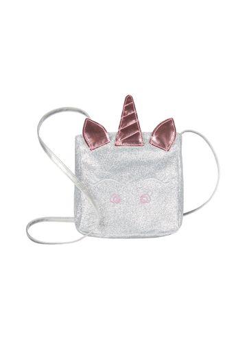 Mothercare | Girls Glittery Unicorn Bag - Multicolor