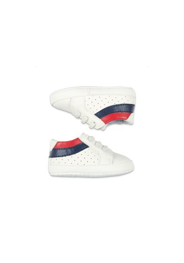 Mothercare | White Pram Trainers