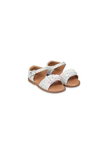Mothercare | White Flower Sandals