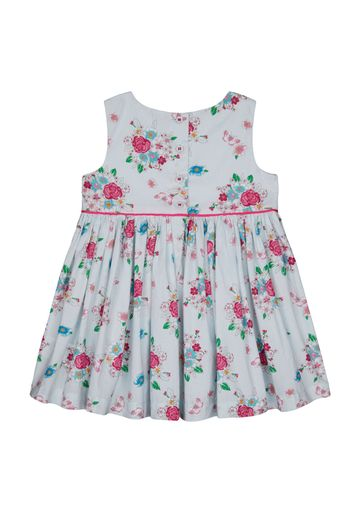 Mothercare | Turquoise Floral Dress