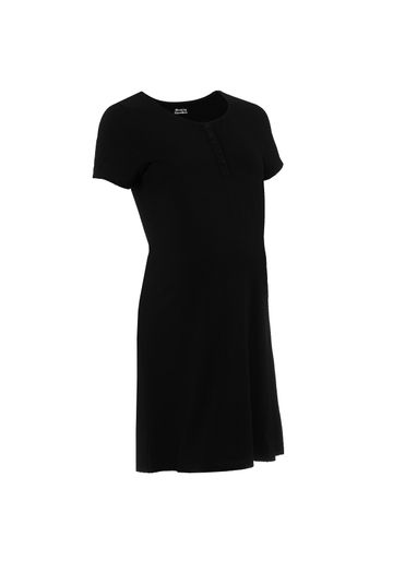 Mothercare | Women Black Nursing Nightdress - Black