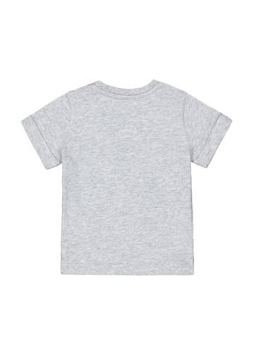 Mothercare | Grey Foil Fire Engine T-Shirt