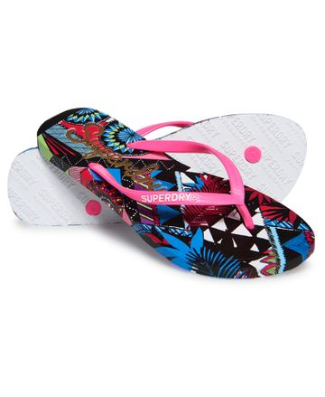 Superdry | SUPER SLEEK AOP FLIP FLOPS