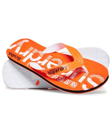 Superdry | SCUBA PERFORATED FLIP FLOPS