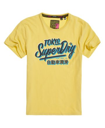 Superdry | TICKET TYPE OVERSIZED FIT TEE
