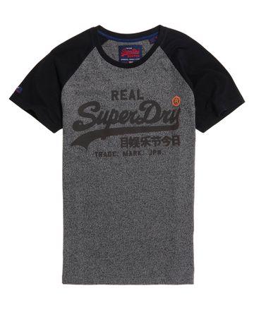 Superdry | VINTAGE LOGO 1ST RAGLAN TEE