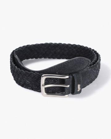 GAS | Men's Deepak Blue Solid Belt