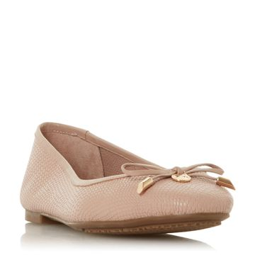 Dune London | Pink Ballerinas