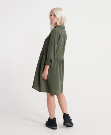 Superdry | MILITARY SHIRT DRESS