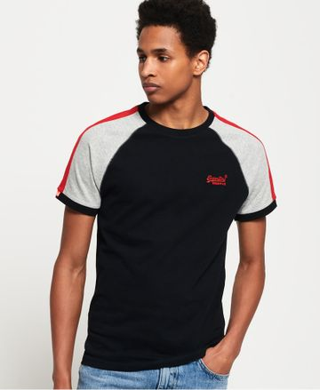 Superdry | Superdry Black T-Shirt