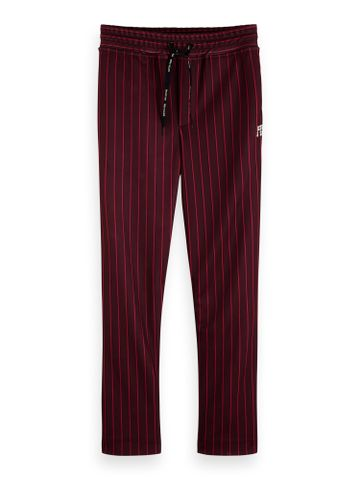 Scotch & Soda | Chic sweat pants in pique structured quality