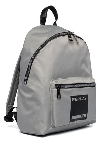 REPLAY | Light Grey Backpack