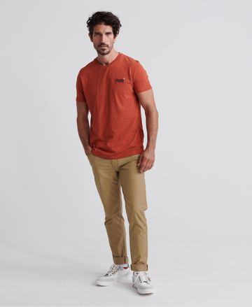 Superdry | EDIT TYLER SLIM DBL DYE TWILLS