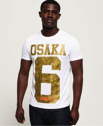 Superdry | ICON OSAKA CAMO TEE
