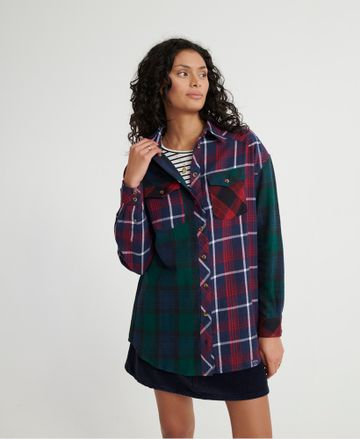 Superdry | BAILEE MIXED CHECK SHIRT