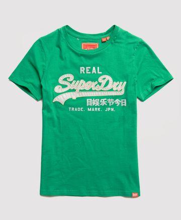 Superdry | V LOGO CNY REFLECTIVE ENTRY TEE