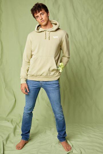 GAS | Men's Albert Simple Blue Solid Jeans
