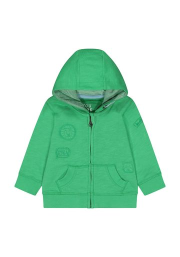 Mothercare | Boys Full Sleeves Sweatshirt Embroidered - Green
