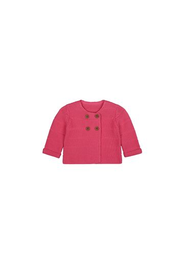 Mothercare | Girls Full Sleeves Sweaters  - Black White