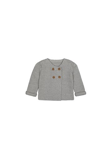 Mothercare | Boys Full Sleeves Sweaters  - Grey