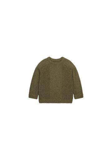 Mothercare | Boys Full Sleeves Sweaters  - Khaki